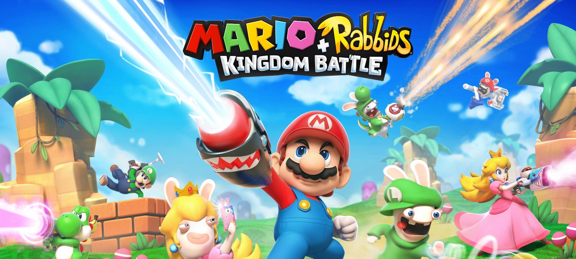 Мнение о Mario+Rabbids Kingdom Battle от Константина. 1