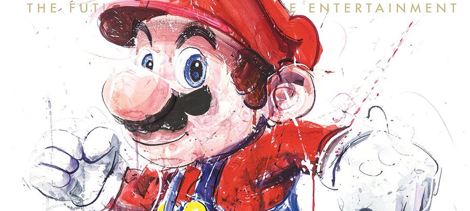 Mario Edge
