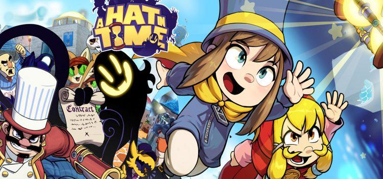 A Hat in Time для Switch и новые DLC для игры.