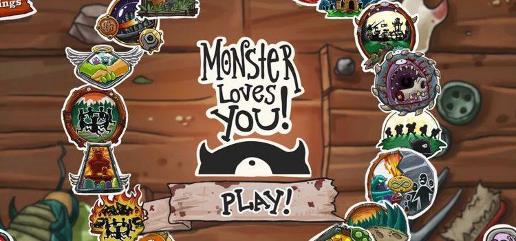 Обзор Monsters Loves You! — Вырасти свою чупакабру!