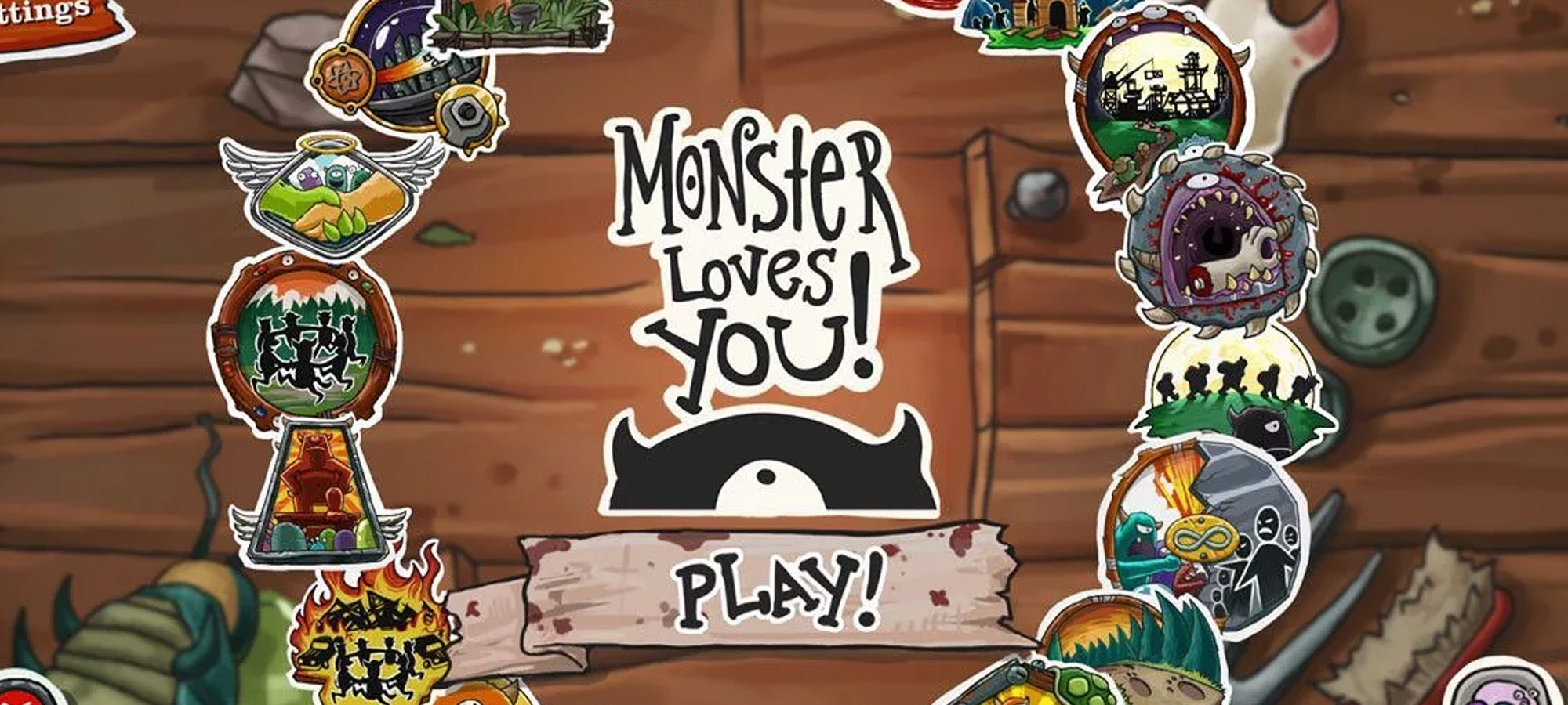 Monsters Loves You