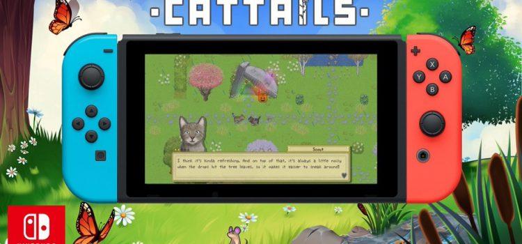 Cattails впервые выходит за рамки ПК гейминга.