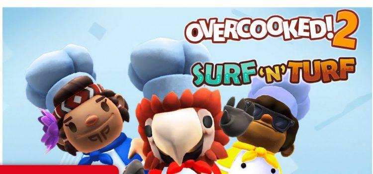 Для Overcooked 2 вышло новое DLC!