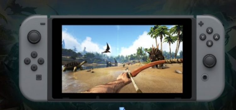ARK: Survival Evolved выйдет на Switch 30 ноября.