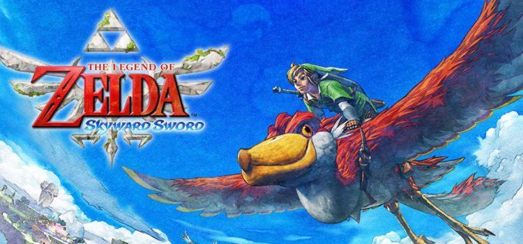 Эйдзи Аонума тизерит Zelda: Skyward Sword для Switch