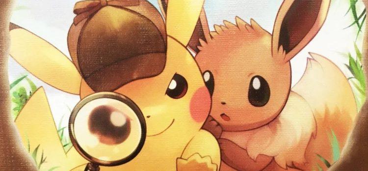 Warner Bros. ищут арты для фильма Detective Pikachu!