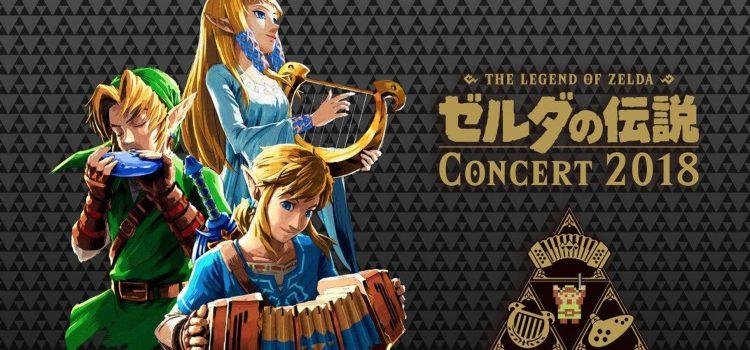 Токийский оркестр проведёт концерты The Legend of Zelda!
