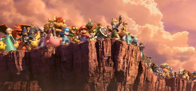 Масахиро Сакураи назвал выход Super Smash Bros. «чудом»