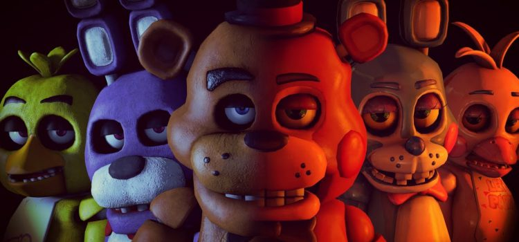 Игры серии Five Nights at Freddy's выйдут на Switch.