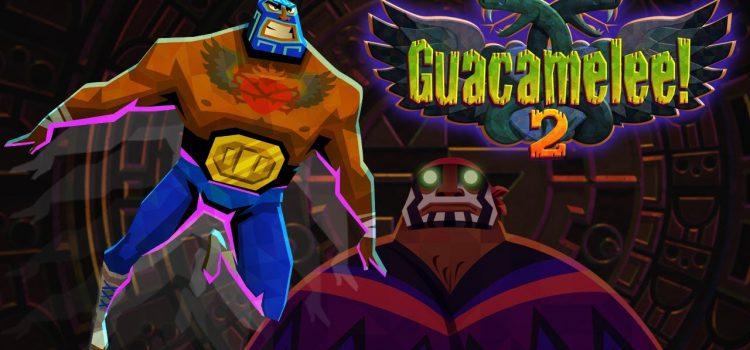 Guacamelee 2 выйдет на Switch 10 декабря.