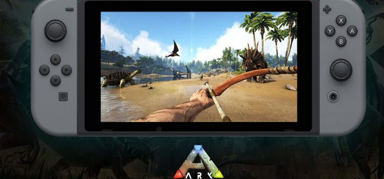 Ark: Survival Evolved доступен в eShop.