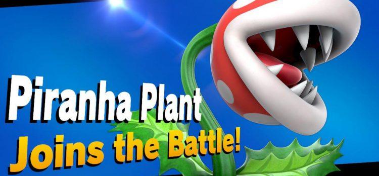 Играя за Растение-Пиранью вы можете испортить файл сохранения игры.