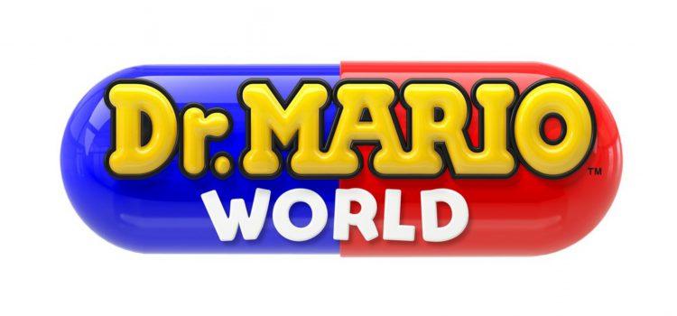 Nintendo анонсировала Dr. Mario World для мобильных устройств.