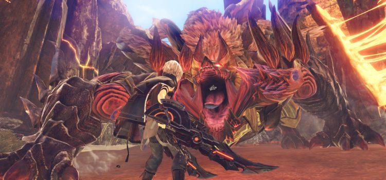 God Eater 3 может выйти на Switch