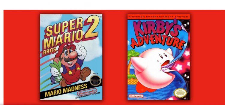 Nintendo анонсировала февральские игры для подписчиков Switch Online